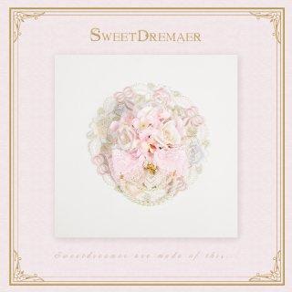 【ポスト投函対応】ロリータ Sweet Dreamer Vintage ゴージャスローズブローチ ブローチのみ 甘ロリ 華ロリ 姫ロリ バラ 花