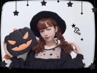 Luna Lucifer かぼちゃ型 ショルダーバッグ カバン ポシェット ゴスロリ バッグ ハロウィン かわいい アクセサリー loli1283