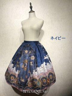 ロリータ HinanaQueena 星の予言 スカート スカートのみ ボトムス ゴスロリ クラロリ フレアスカート loli1562