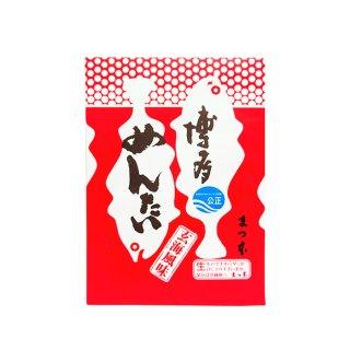 【まつ本】博多めんたい 有色 230g【九州福岡土産】