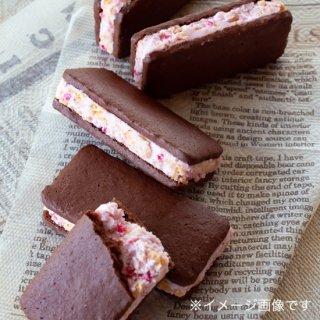 【風美庵】博多あまおうショコラサンドクッキー 5個【九州 福岡 博多 お土産】