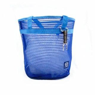 メッシュプールバッグ ワントーンブルー