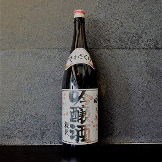 出羽桜 桜花米吟醸 1800ml