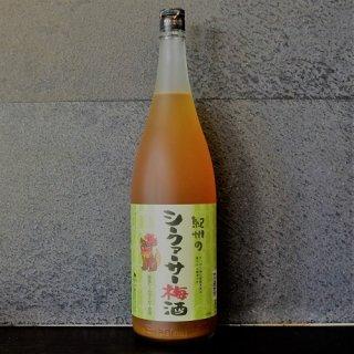 紀州のシークァーサー梅酒1800ml
