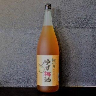紀州のゆず梅酒1800ml