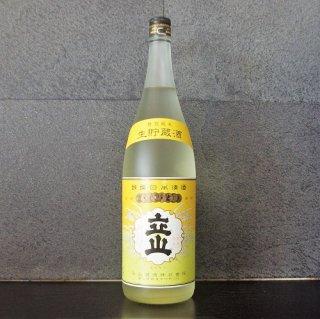 立山 特別純米 生貯蔵酒 1800ml