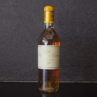 2003 Chateau d'Yquem 375ml
