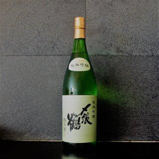 〆張鶴(しめはりつる)  純米吟醸 越淡麗1800ml