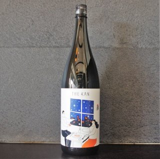 THE KAN 山の壽 純米酒 山田錦 燗上がり 辛口 1800ml