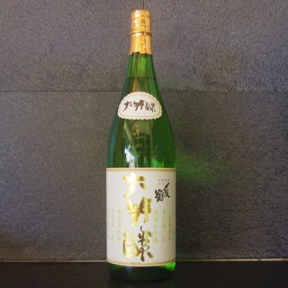 〆張鶴(しめはりつる)大吟醸 金ラベル 1800ml