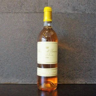 1989 Chateau d'Yquem 750ml