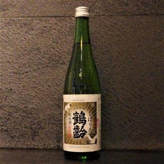鶴齢(かくれい)しぼりたて純米生原酒720ml
