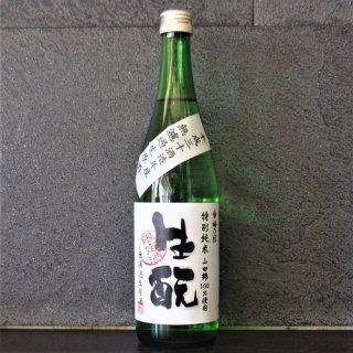 梅乃宿 特別純米生もと無濾過生原酒 720ml