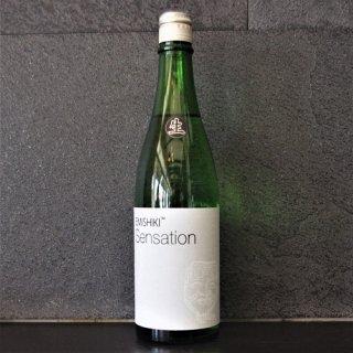 笑四季(えみしき) Sensation 白ラベル生原酒720ml