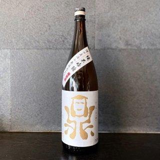 鼎(かなえ)純米吟醸槽口直汲み無濾過生原酒 1800ml