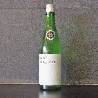 笑四季(えみしき) Sensation 白ラベル生原酒 Early Wineter Edition720ml