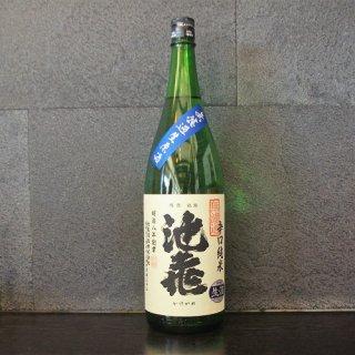 池亀 辛口純米生原酒1800ml