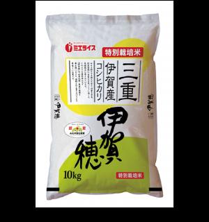 伊賀穂(三重伊賀産コシヒカリ)10kg(5kg×2袋)