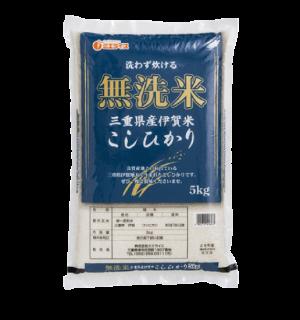 無洗米 伊賀米こしひかり 10kg(5kg×2袋)