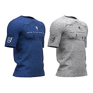 トレーニング Tシャツ ショートスリーブ  Mont Blanc 2019