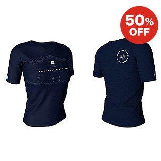 トレーニング Tシャツ ショートスリーブ ウーマン Mont Blanc 2019