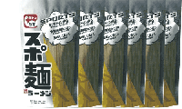食トレ改革 スポ麺 体育会系ラーメン(100g×6)×6
