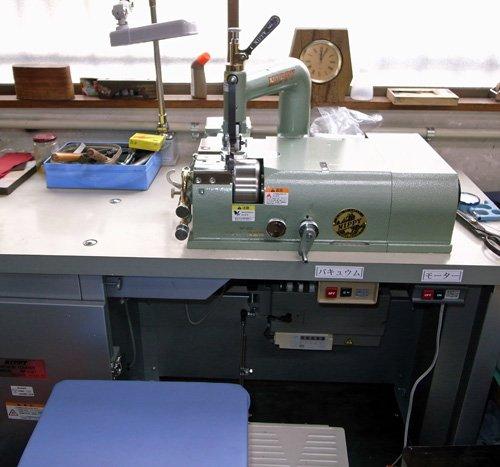 年期の入った道具と最新の設備【画像27】