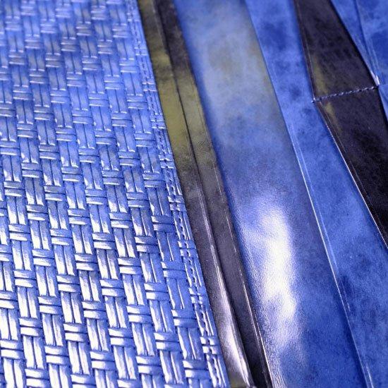 アジロ編みグレイン風琴束入れ【画像25】