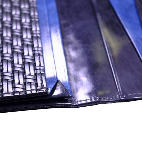 アジロ編みグレイン風琴束入れ【画像5】