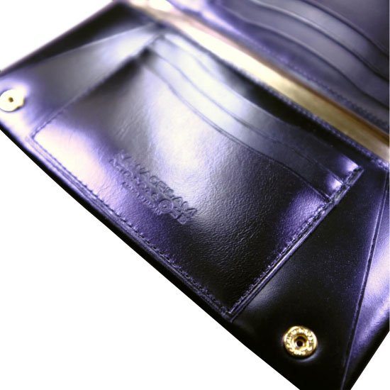 KAWAORIGAMI ブラック&ゴールドモデル 束入れ【画像7】