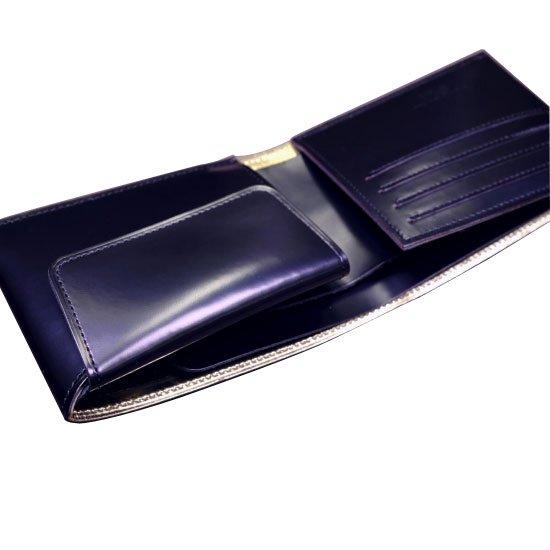 KAWAORIGAMI ブラック&ゴールドモデル チェンジウォレット【画像14】