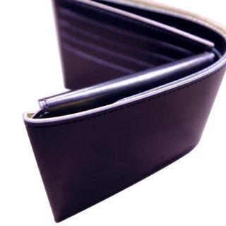 ブラック&ゴールドモデル KAWAORIGAMI ブラック&ゴールドモデル チェンジウォレット
