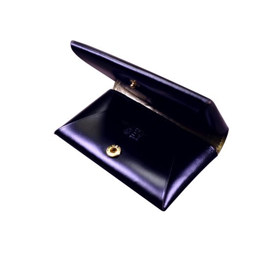 KAWAORIGAMI ブラック&ゴールドモデル 名刺 & カードケース【画像4】