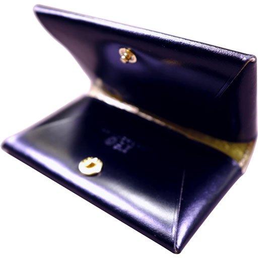 KAWAORIGAMI ブラック&ゴールドモデル 名刺 & カードケース【画像5】