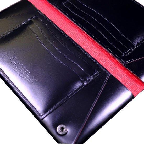KAWAORIGAMI ブラック&レッドモデル 束入れ【画像8】
