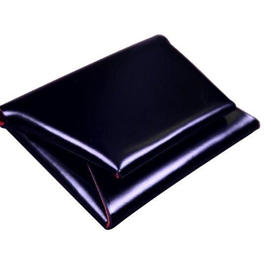KAWAORIGAMI ブラック&レッドモデル コインケース