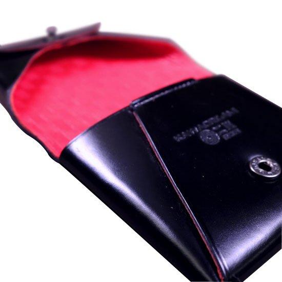 KAWAORIGAMI ブラック&レッドモデル コインケース【画像3】