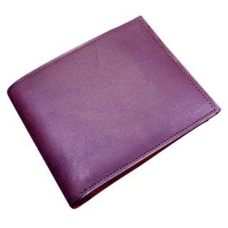 二つ折り財布 アメリカングローブレザーチェンジウォレット