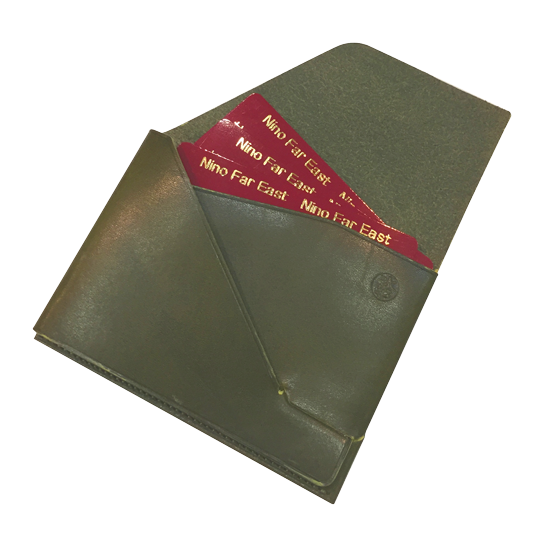 KAWA-ORIGAMI カードケース 摺摺(オリオリ)【画像6】