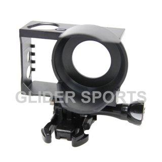 【送料無料】GoPro HERO4  アクセサリー サンシェード付ネイキッドフレーム  GLD4103go110