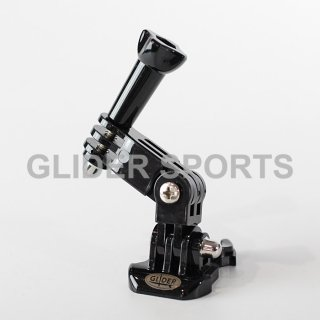 【送料無料】GoPro アクセサリー 3WAYピボットアーム付クイックリリースバックル GLD4202gp15b