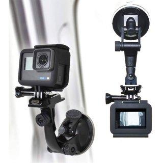 GoPro(ゴープロ)用アクセサリー ベースマウント付吸盤マウント 車 ドラレコ GLD4240gp17