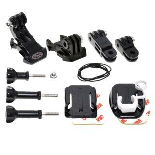 GoPro(ゴープロ)用アクセサリー マウント パーツセット  GLD4967gp109