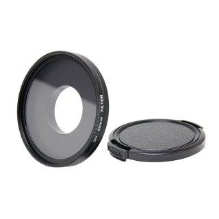 【送料無料】GoPro HERO7Black/6/5 HERO4 アクセサリー UVカットレンズ52mm  GLD5100go35
