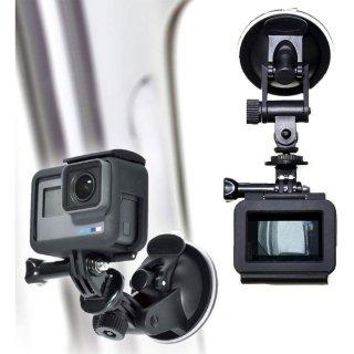GoPro(ゴープロ)用アクセサリー ショートアーム付吸盤マウント  GLD5254gp51