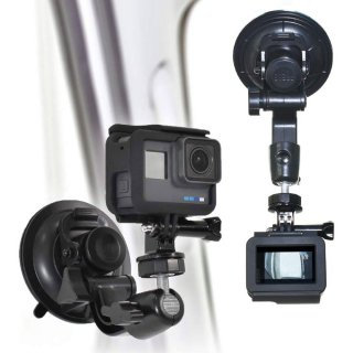 【送料無料】GoPro アクセサリー ボールヘッド大型吸盤マウント  GLD5285gp70