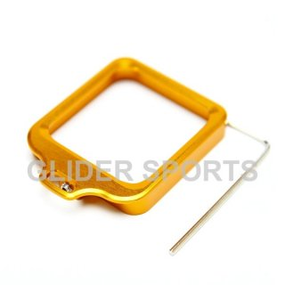 【送料無料】GoPro HERO4 アクセサリー アルミレンズリング ゴールド  GLD5759gp97-gd