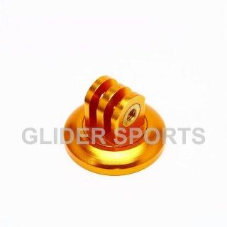 【送料無料】GoPro アクセサリー アルミ三脚 アダプター ゴールド  GLD5834go76-gl