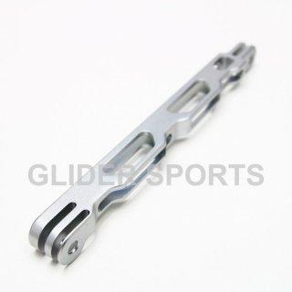 【送料無料】GoPro アクセサリー アルミ エクステンションアーム 銀  GLD5865go75-sl