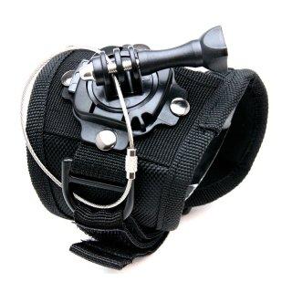 【送料無料】GoPro アクセサリー 回転ハウジングマウント付グローブ マウント Lサイズ  GLD7753gp127lx